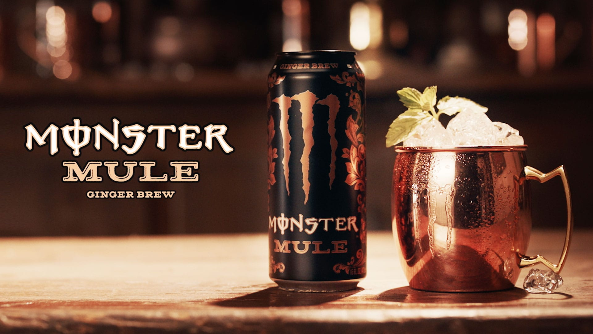 New Monster Mule from Monster Energy. Now at Tom Thumb Food Stores