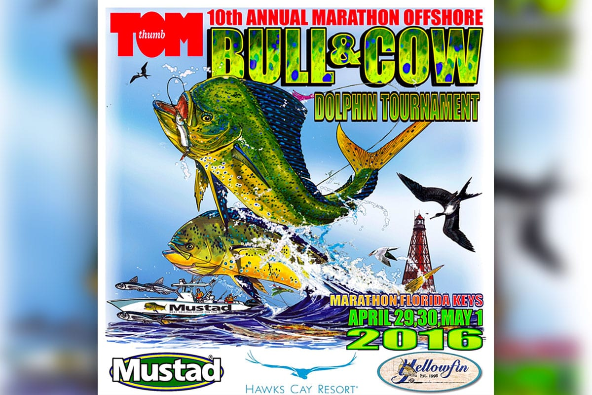 Tom Thumb is Title Sponsor for the 10th Annual Marathon Offshore Dolphin Tournament