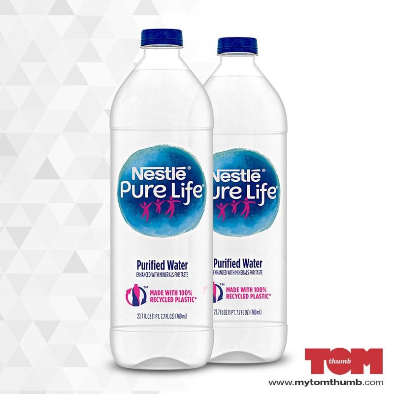 Nestle Pure Life Water (23.7oz)