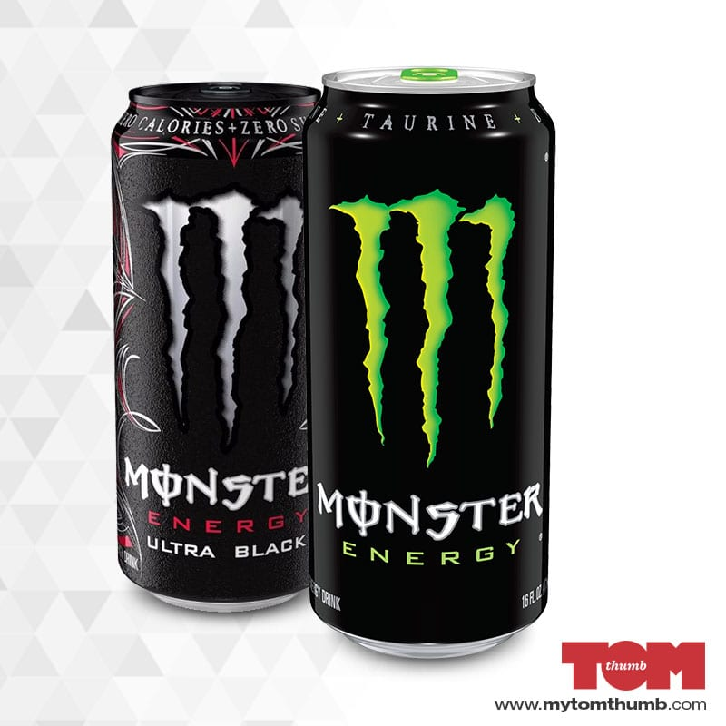 Monster Energy (16oz)