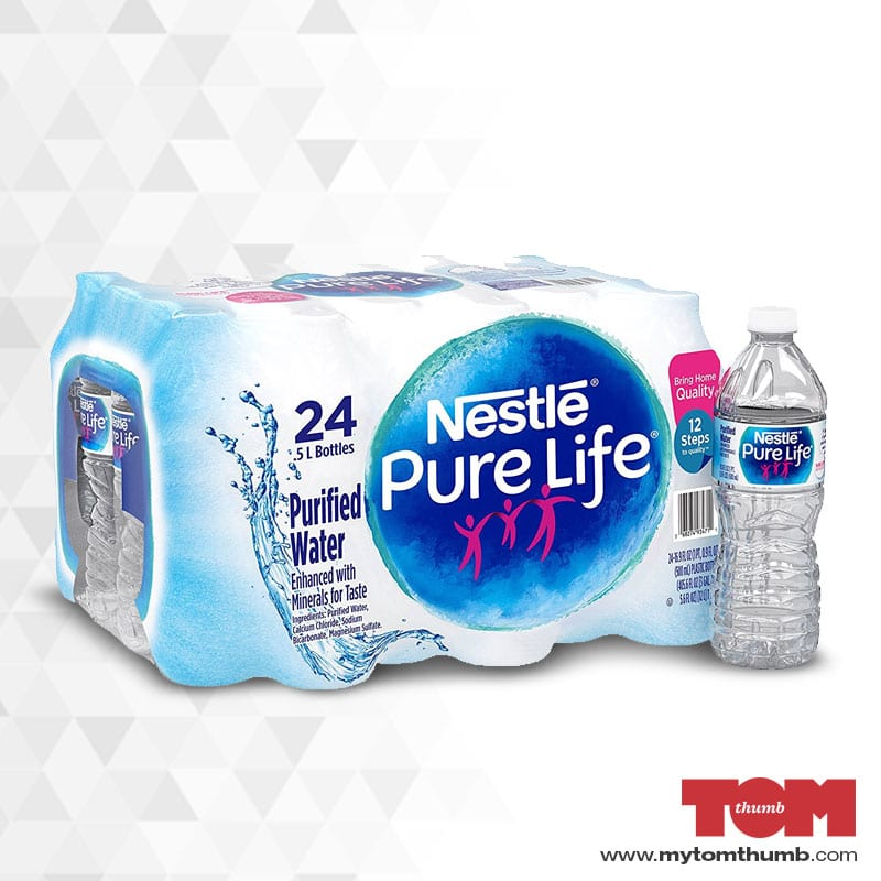Nestle Pure Life Water (24 pack)