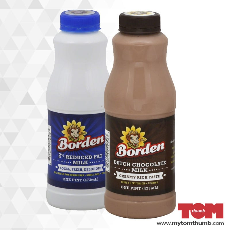 Borden Milk Pints