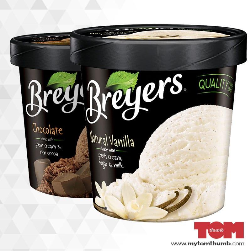 Breyers® Ice Cream Pints