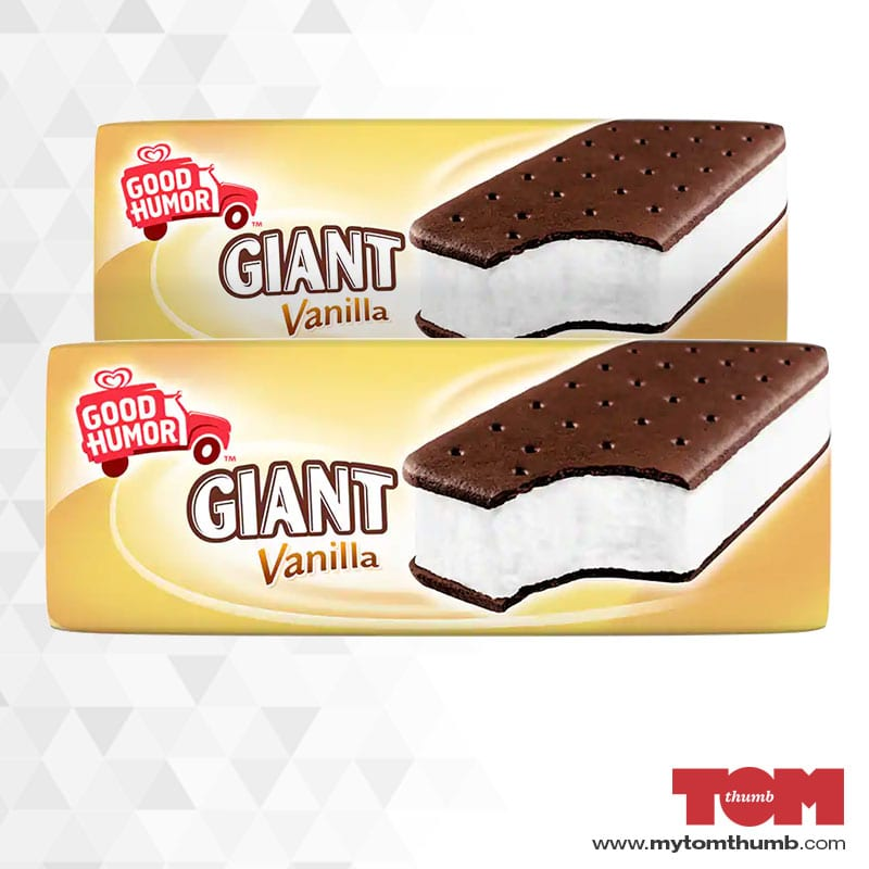 Good Humor Ice Cream Sandwich (Vanilla)