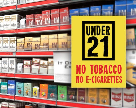 Tobacco 21 Now in Effect, FDA Says
