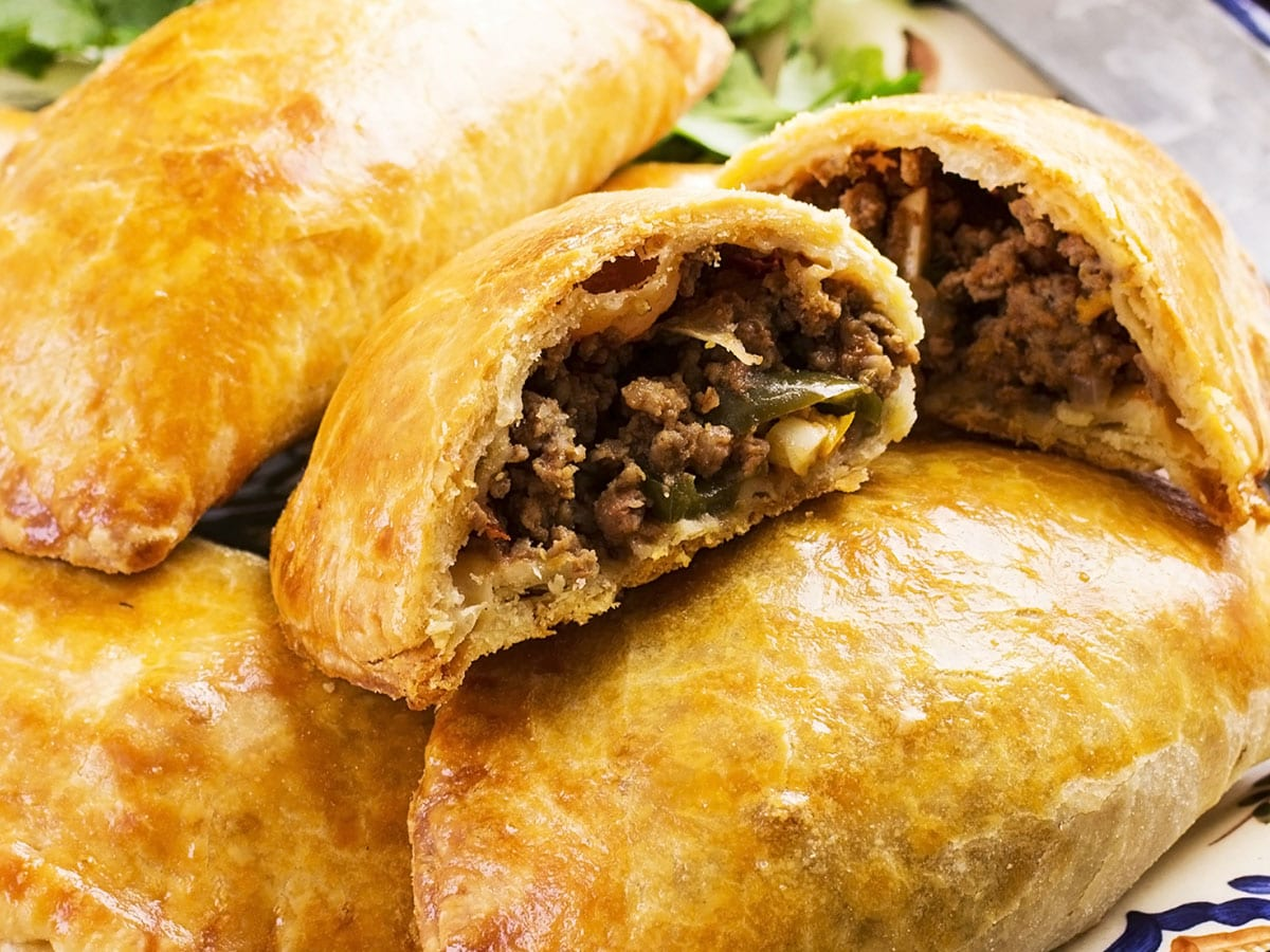 Meat Patty Empanadas at the the Café at Tom Thumb Food Stores