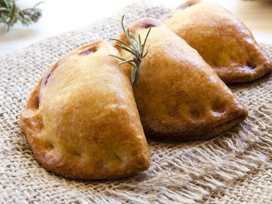 Try freshly baked Empanadas at Tom Thumb Food Stores