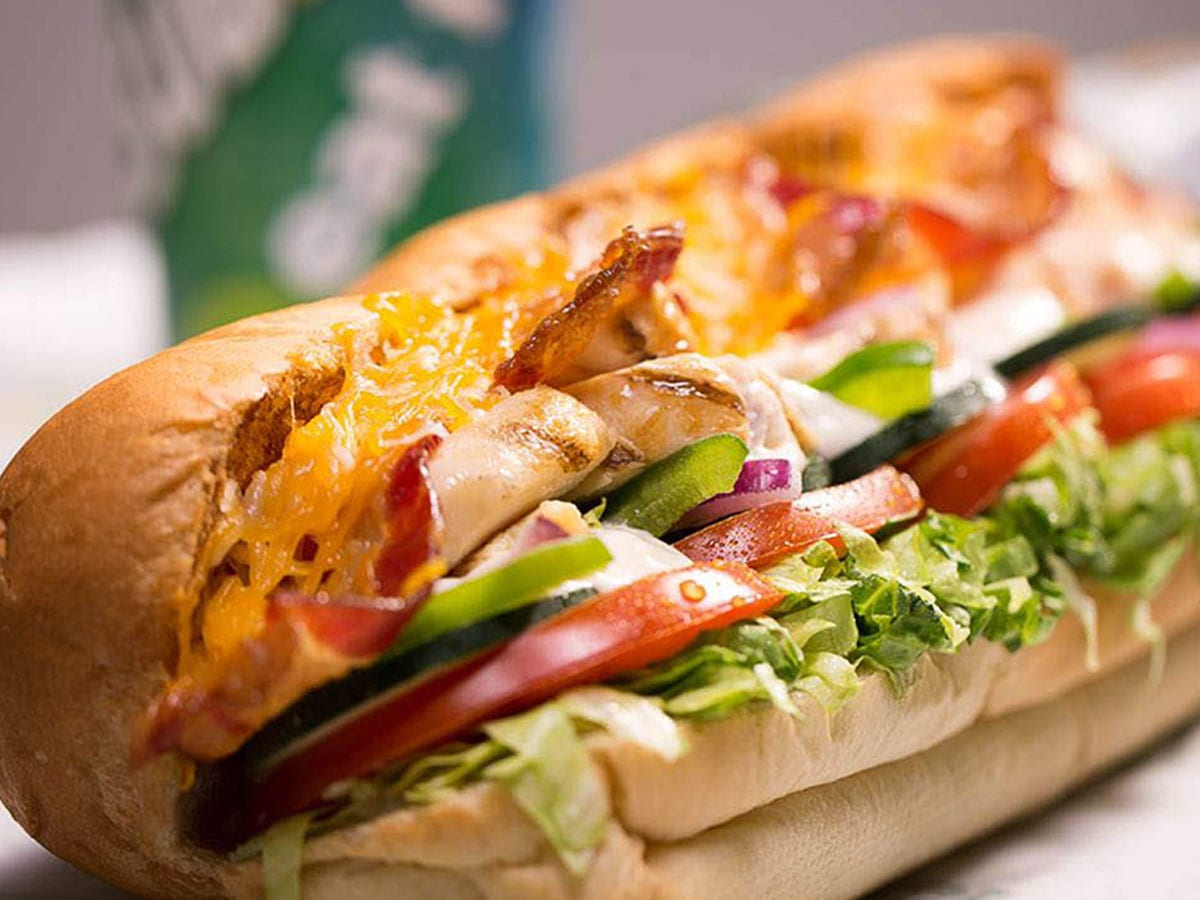 Fresh Subway® Subs inside Tom Thumb Food Stores