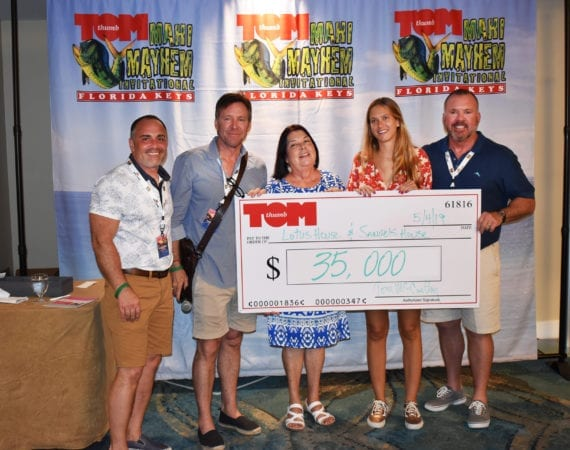 4th Annual Mahi Mayhem Raises $70,000