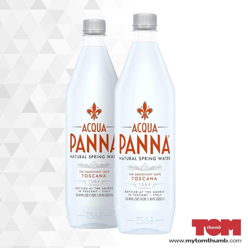 Acqua Panna Water