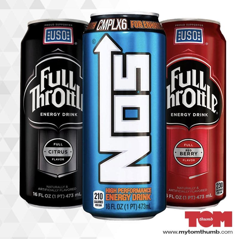 NOS & Full Throttle (16oz)