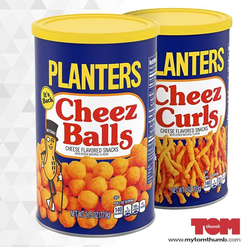 Planters Cheez Bites