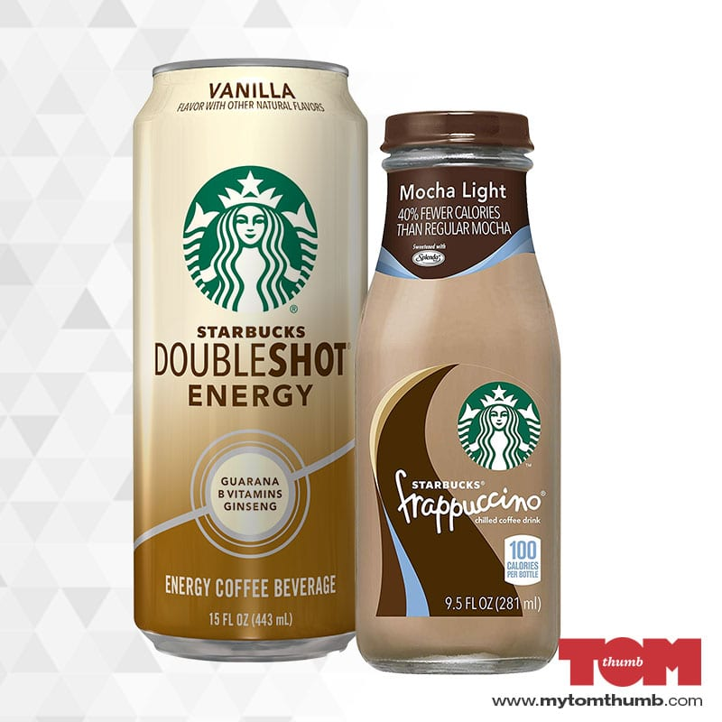 Starbucks Chilled Drinks