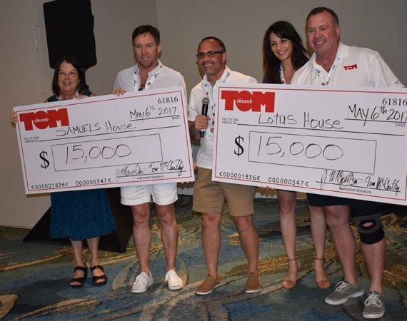 Mahi Mayhem Fishing Tournament Raises $30,000 For Local Charities